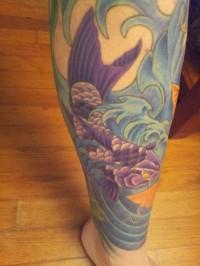 Dakota Tattoo Amber Bananafish