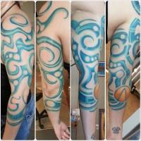 Jessi Gibson Borderlands Tattoo Bananafish Tattoo Parlour