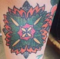 Laura Love Tattoo Amber Bananafish