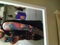 Robby Hughes Tattoo